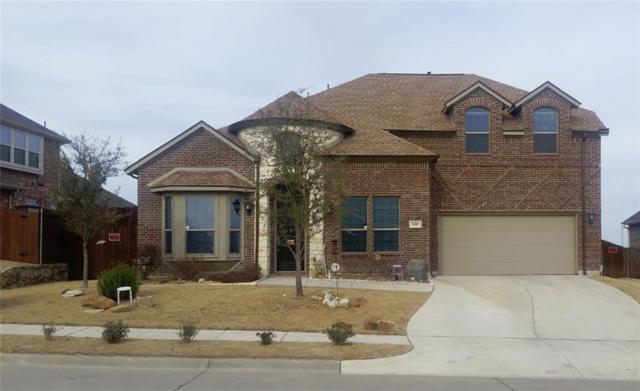 9205 Athens Drive, Denton, TX 76226 (MLS #13774581) :: Team Hodnett