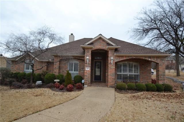 729 Lake View Drive, Crowley, TX 76036 (MLS #13774665) :: Potts Realty Group