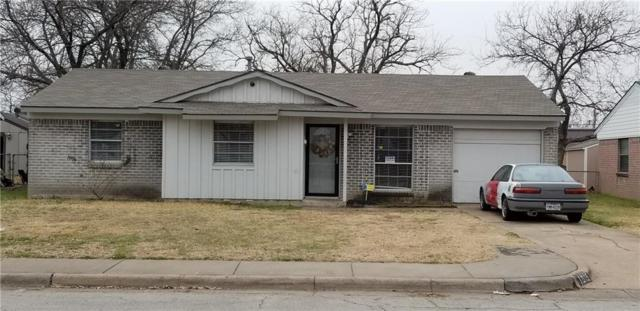 1015 Fairmeadows Circle, Duncanville, TX 75116 (MLS #13774780) :: Kimberly Davis & Associates