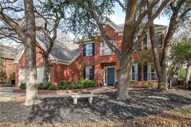 708 Ruby Court, Grapevine, TX 76051 (MLS #13774829) :: Frankie Arthur Real Estate