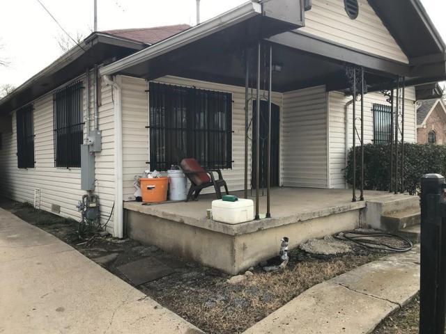 2022 Bickers Street, Dallas, TX 75212 (MLS #13774844) :: Team Hodnett