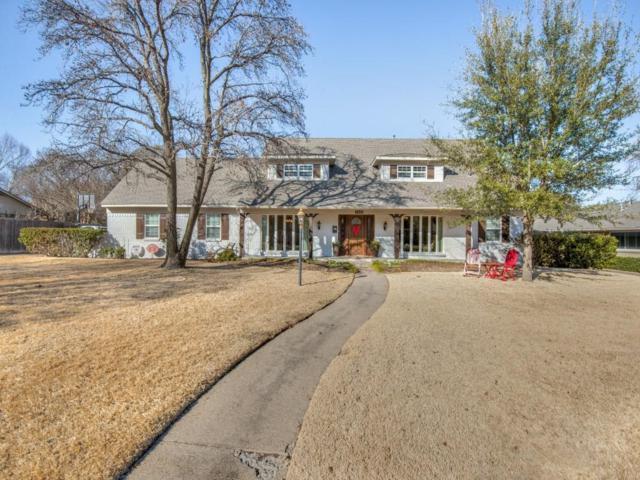 4621 Ridgeside Drive, Dallas, TX 75244 (MLS #13774847) :: Team Hodnett