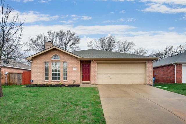 1100 Palomino Drive, Little Elm, TX 75068 (MLS #13775048) :: Team Hodnett
