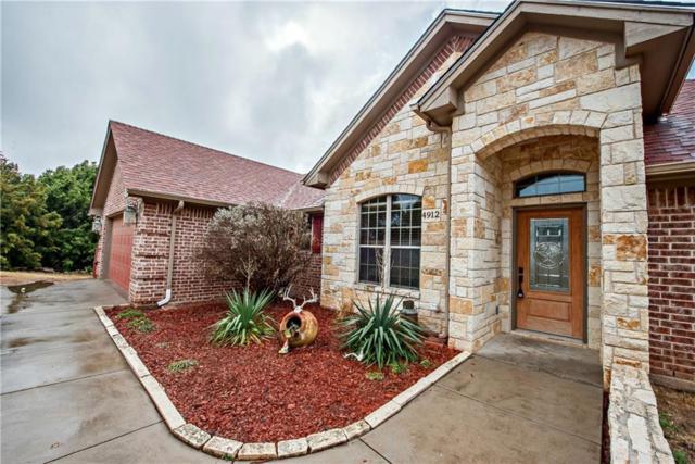 4912 Frio Drive, Granbury, TX 76048 (MLS #13775076) :: Potts Realty Group