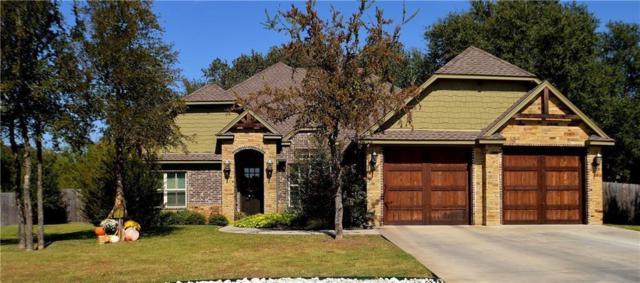 1700 W Limestone Court, Granbury, TX 76049 (MLS #13775089) :: Team Hodnett