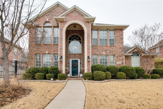 1707 Forest Bend Lane, Keller, TX 76248 (MLS #13775414) :: The Rhodes Team