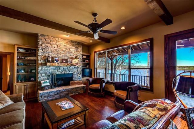 1478 Charlya Drive, Scroggins, TX 75480 (MLS #13775475) :: Team Hodnett
