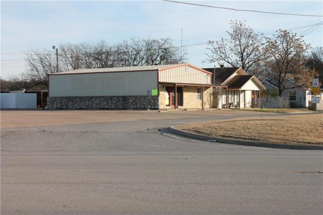 310 English Street, Glen Rose, TX 76043 (MLS #13775486) :: The Chad Smith Team