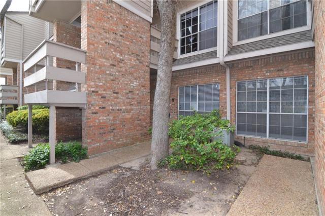 9801 Royal Lane #704, Dallas, TX 75231 (MLS #13775567) :: Team Hodnett