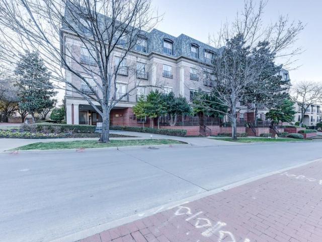 3303 Blackburn Street #306, Dallas, TX 75204 (MLS #13775593) :: Baldree Home Team