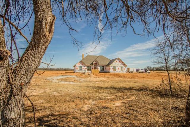 919 Friendship Road, Weatherford, TX 76085 (MLS #13775623) :: Team Tiller