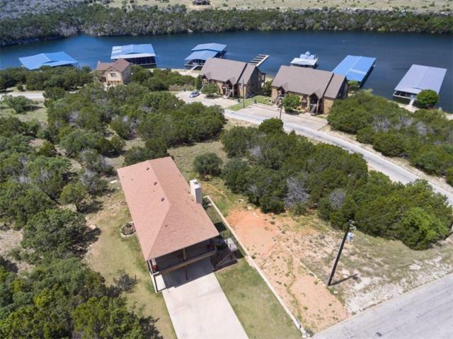 196 Harbour Town Drive, Possum Kingdom Lake, TX 76449 (MLS #13775675) :: Team Hodnett