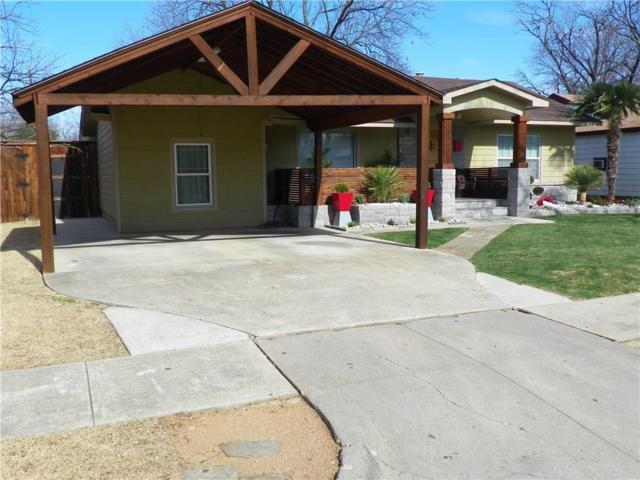 11517 Sinclair Avenue, Dallas, TX 75218 (MLS #13775698) :: Team Hodnett