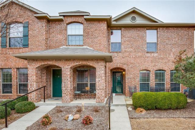 575 S Virginia Hills Drive #2805, Mckinney, TX 75070 (MLS #13775709) :: Team Hodnett