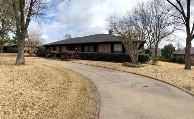 2507 Shoreline Drive, Sherman, TX 75092 (MLS #13775722) :: Team Hodnett