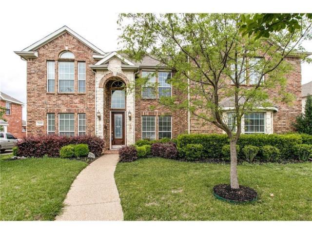 2601 Vista Ridge Drive, Mansfield, TX 76063 (MLS #13775753) :: Team Hodnett
