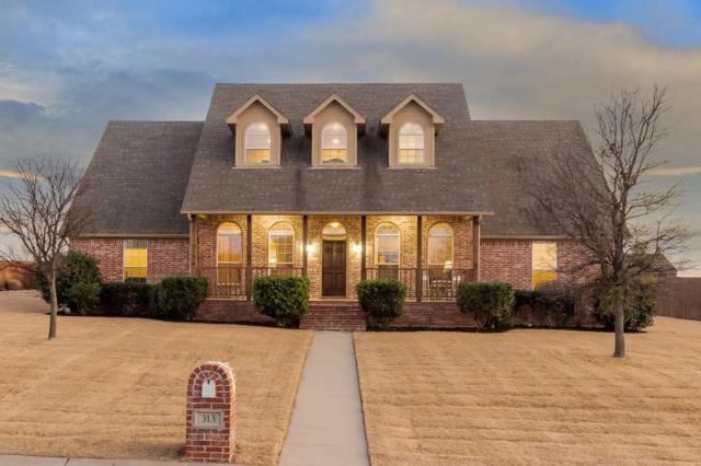 313 Arbor Lane, Haslet, TX 76052 (MLS #13775771) :: Team Hodnett