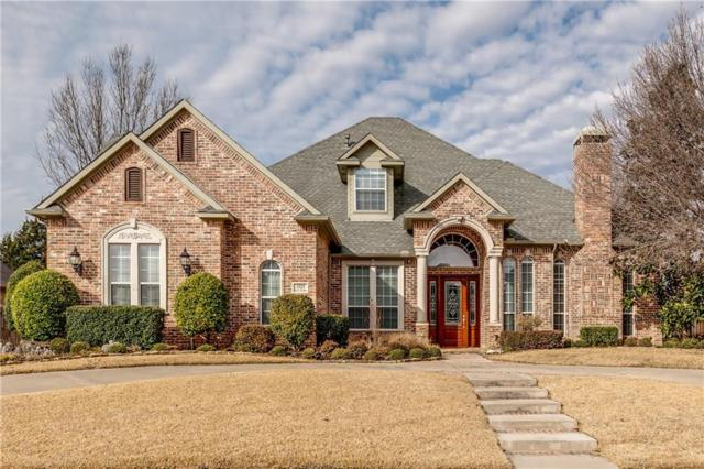 3325 Van Zandt Court, Grapevine, TX 76092 (MLS #13775787) :: The Rhodes Team
