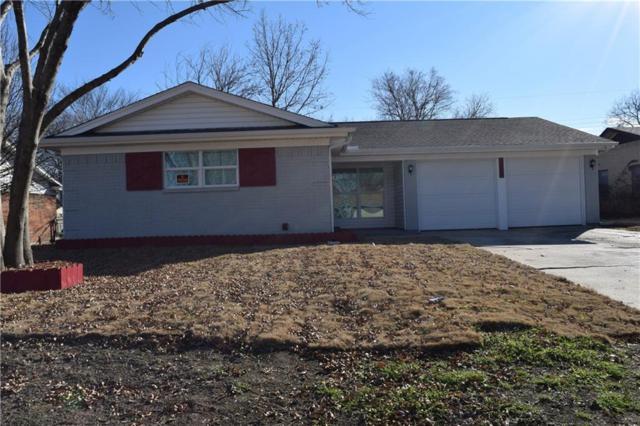 1308 Darlene Lane, Arlington, TX 76010 (MLS #13775869) :: Team Hodnett