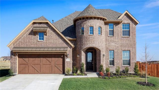 1131 Belknap Way, Prosper, TX 75078 (MLS #13775921) :: Team Hodnett