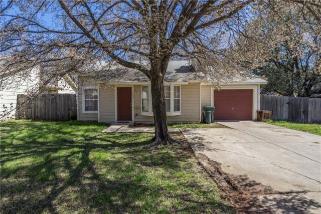 5531 Safari Trail, Arlington, TX 76018 (MLS #13775928) :: Team Hodnett