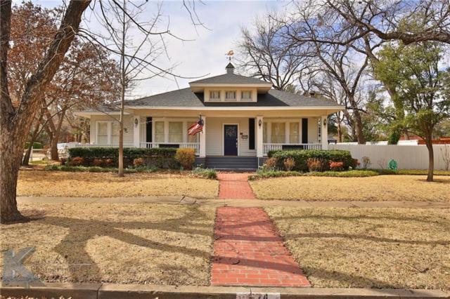 874 Amarillo Street, Abilene, TX 79602 (MLS #13775936) :: Baldree Home Team