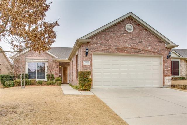 3905 Pineoak Lane, Denton, TX 76210 (MLS #13775955) :: North Texas Team | RE/MAX Advantage