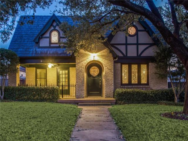 5630 Monticello Avenue, Dallas, TX 75206 (MLS #13775974) :: The Chad Smith Team