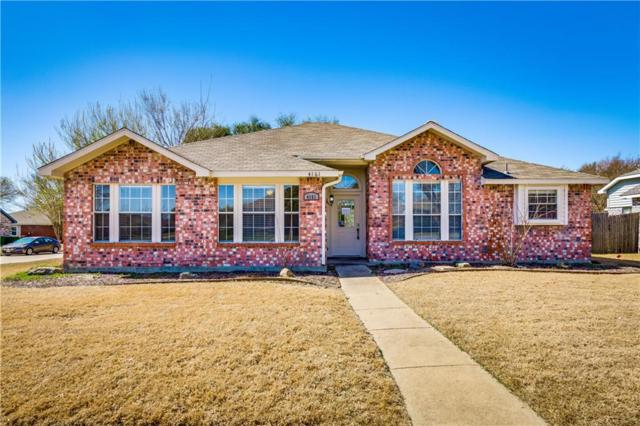 4161 Durbin Drive, The Colony, TX 75056 (MLS #13776004) :: Team Hodnett