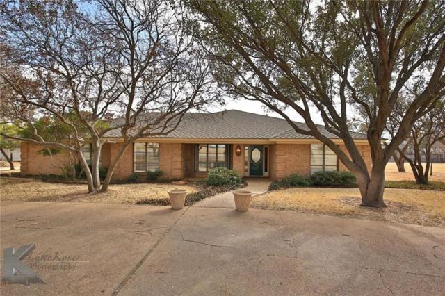 1401 Lytle Way, Abilene, TX 79602 (MLS #13776037) :: Team Hodnett