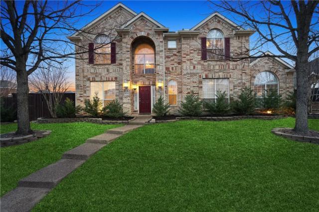 9819 Asheboro Street, Frisco, TX 75035 (MLS #13776052) :: Magnolia Realty