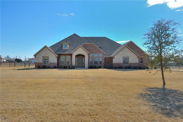 121 Eagle Moor Lane, Brock, TX 76087 (MLS #13776060) :: Robbins Real Estate Group