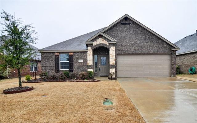 1404 Villa Paloma Boulevard, Little Elm, TX 75068 (MLS #13776095) :: Team Tiller