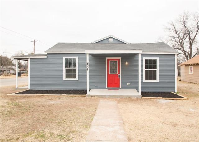 2501 S 18th Street, Abilene, TX 79605 (MLS #13776117) :: Team Hodnett
