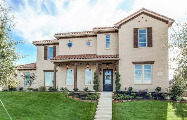 200 Creekview Terrace, Aledo, TX 76008 (MLS #13776173) :: Potts Realty Group