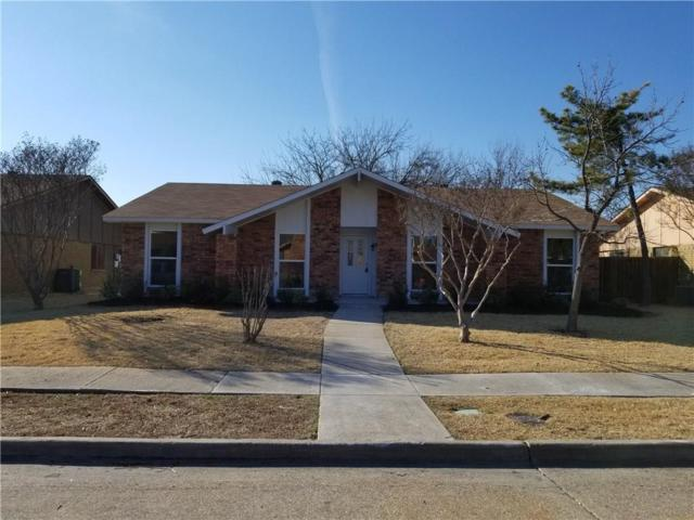 2125 Meadfoot Road, Carrollton, TX 75007 (MLS #13776245) :: Hargrove Realty Group