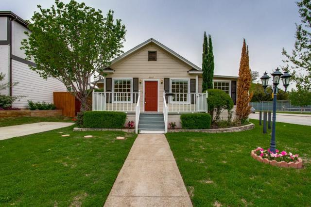 6047 Vickery Boulevard, Dallas, TX 75206 (MLS #13776311) :: RE/MAX Landmark
