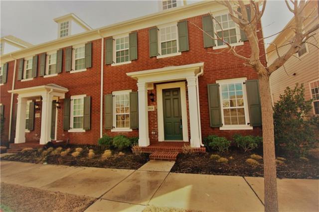 1024 Gardenia Street, Carrollton, TX 75007 (MLS #13776314) :: Team Hodnett