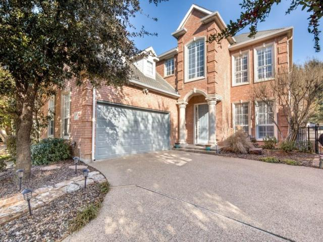 5524 Southern Hills Drive, Frisco, TX 75034 (MLS #13776371) :: Hargrove Realty Group