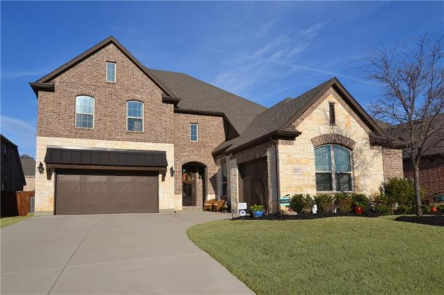664 View Meadow Lane, Frisco, TX 75034 (MLS #13776408) :: Team Hodnett
