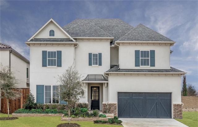 6105 Norwood Drive, Frisco, TX 75034 (MLS #13776501) :: Robbins Real Estate Group