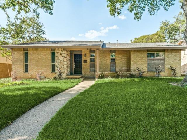 9421 Dartcrest Drive, Dallas, TX 75238 (MLS #13776522) :: Team Hodnett