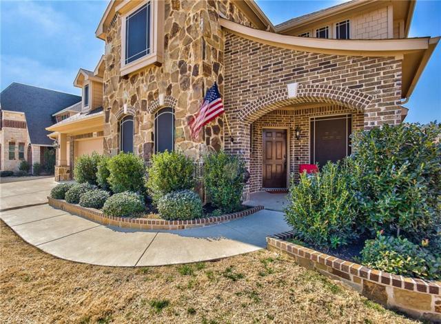948 Tara Drive, Burleson, TX 76028 (MLS #13776538) :: Team Hodnett