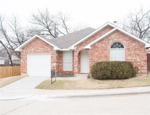 137 Brookside Drive, Duncanville, TX 75137 (MLS #13776552) :: Kimberly Davis & Associates