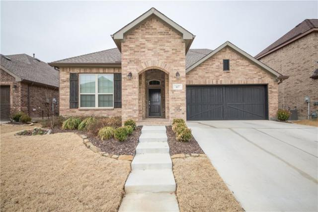 617 Fenceline Drive, Argyle, TX 76226 (MLS #13776628) :: The Real Estate Station