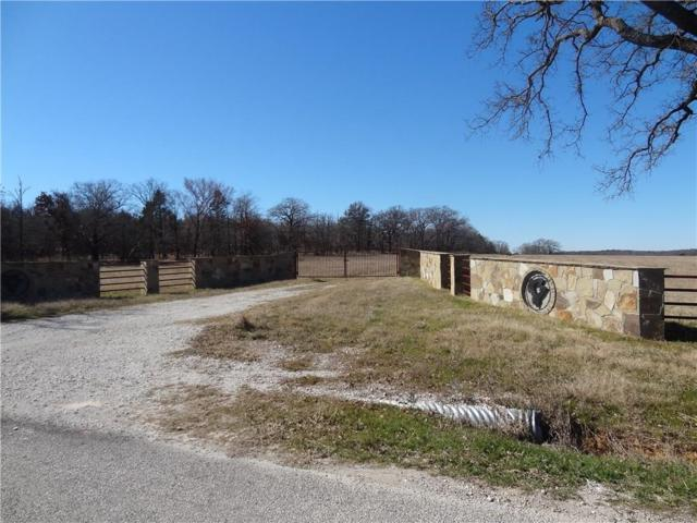 1287 Blackjack Road, Valley View, TX 76272 (MLS #13776642) :: Team Hodnett