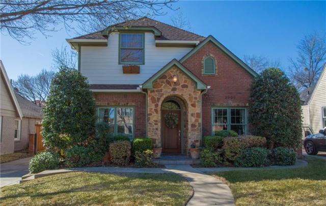 3909 Modlin Avenue, Fort Worth, TX 76107 (MLS #13776703) :: Team Hodnett