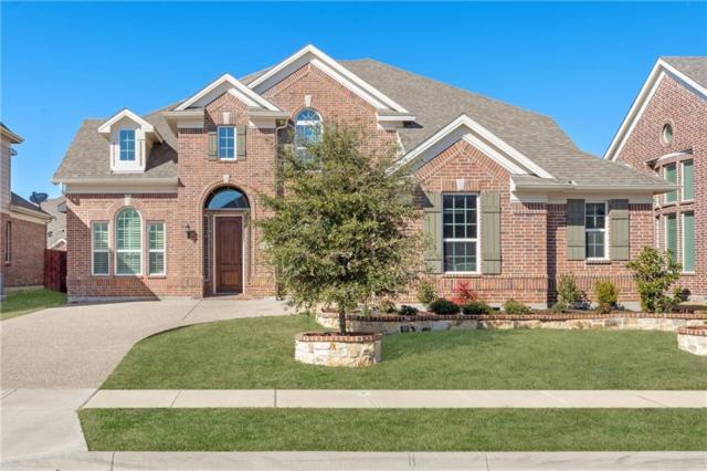 13921 Signal Hill Drive, Little Elm, TX 75068 (MLS #13776807) :: Team Hodnett