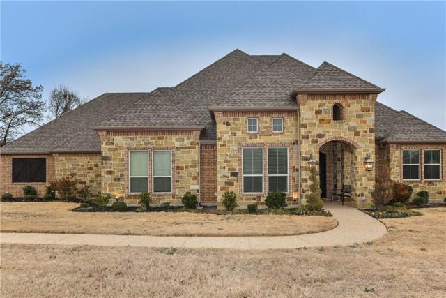10604 Kyle Circle, Burleson, TX 76028 (MLS #13776847) :: The FIRE Group at Keller Williams