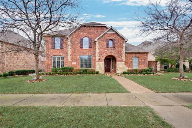 1823 Rice Court, Allen, TX 75013 (MLS #13777025) :: Ebby Halliday Realtors